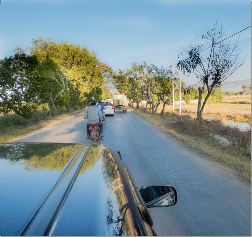 road to Nyaung Shwe 1